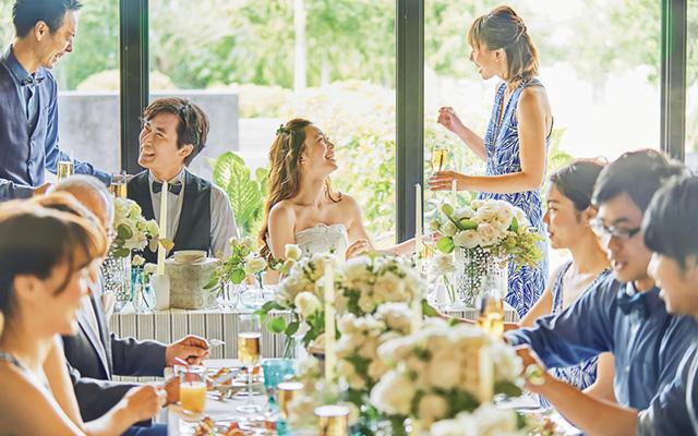 リゾ婚挙式&ビーチフォト&パーティプラン写真