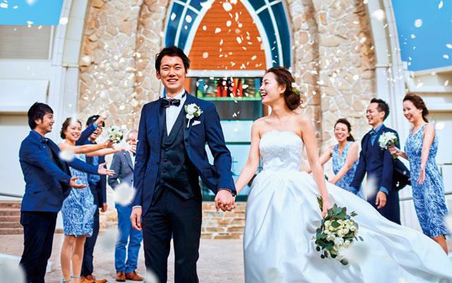 リゾ婚挙式プラン写真